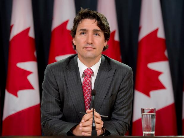 Justin Trudeau, primer ministro de Canadá. (Foto Prensa Libre: internet)