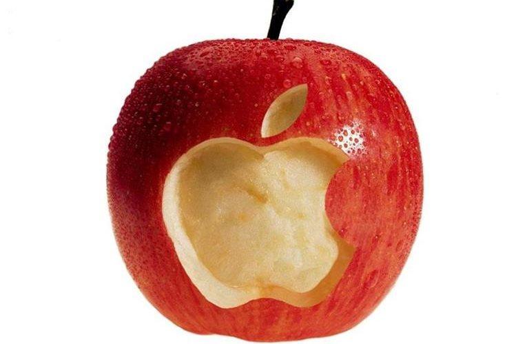 La famosa firma de la manzana ha cambiado la manera de relacionarnos con la tecnología. (Foto Prensa Libre: Hemeroteca PL)