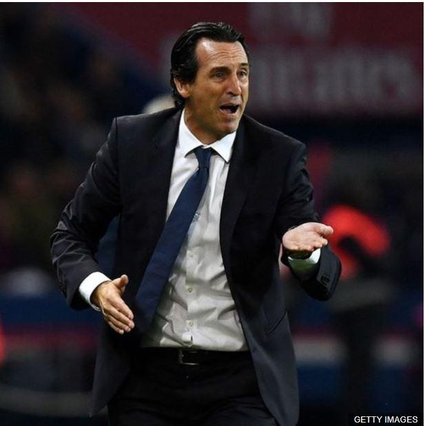 Emery no quiere que el incidente influya en el excelente comienzo de temporada del PSG.