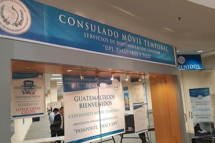 Abren consulado móvil en Richmond, California