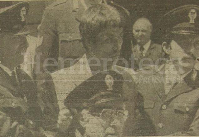Mehmet Ahí Agca, responsable del ataque contra Juan Pablo II, y quien fue condenado a cadena perpetua. (Foto: Hemeroteca PL)