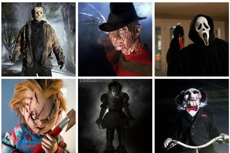Estos son los maléficos personajes más reconocidos en la pantalla grande.(Prensa Libre: YouTube)