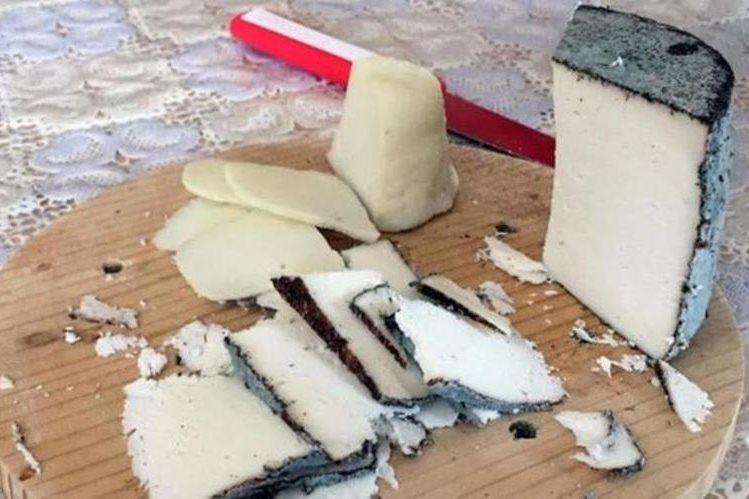 El queso de burra es el más caro del mundo porque la producción de leche por parte del animal es muy escasa. AFP
