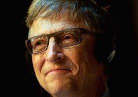 """Bill Gates habló sobre el """"estilo de vida web"""" en su libro de 1999. (GETTY IMAGES)"""