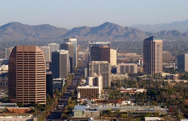 <em>Imagen referencial. La balacera ocurrió en Phoenix, Estados Unidos. (Foto Prensa Libre: Internet).</em>