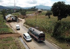 Proyecto avanza para desfogar la Ruta Interamericana