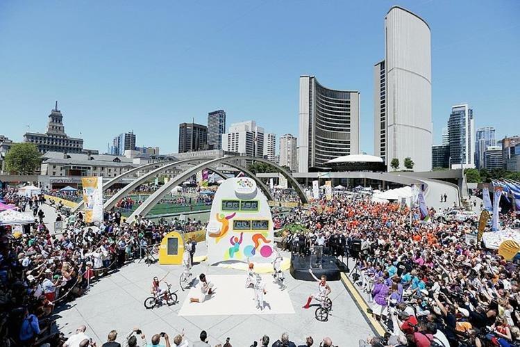 Toronto es la sede de los Juegos Panamericanos 2015. (Foto Prensa Libre: Tomada de internet)