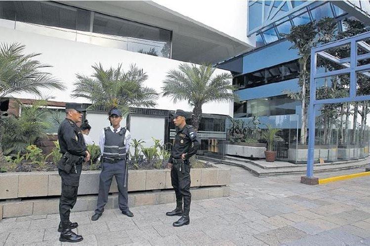 Las intervenciones son ordenadas por juzgados. (Foto Prensa Libre: Hemeroteca PL)