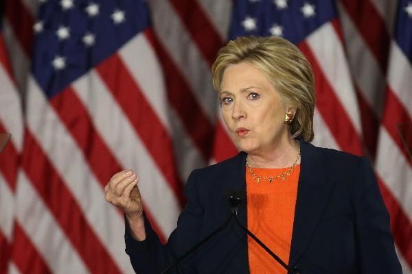 Hillary Clinton espera asegurar la nominación demócrata en pocos días.(AP).