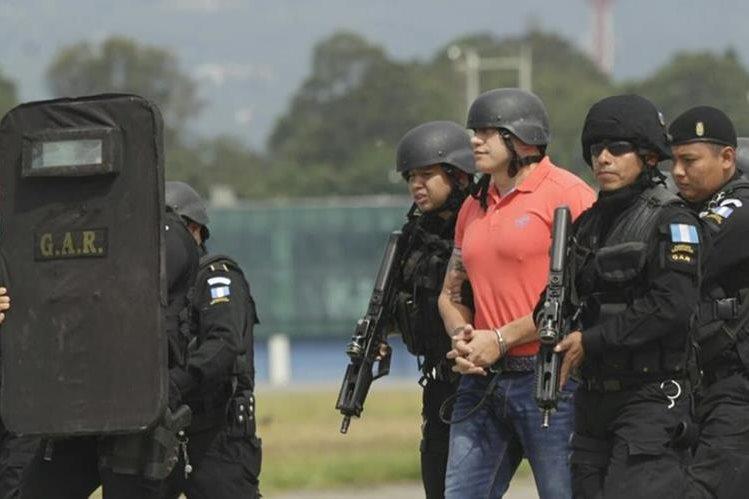 Jairo Orellana, de 41 años, fue capturado el 15 de mayo de 2014, Estados Unidos lo reclama desde agosto de 2013. (Foto Prensa Libre: Hemeroteca PL)