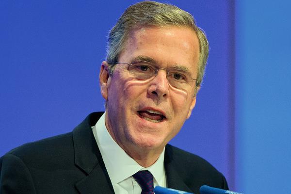 El exgobernador de Florida Jeb Bush, anunciará su intención de concurrir a las elecciones del 2016. (Foto Prensa Libre:AP)