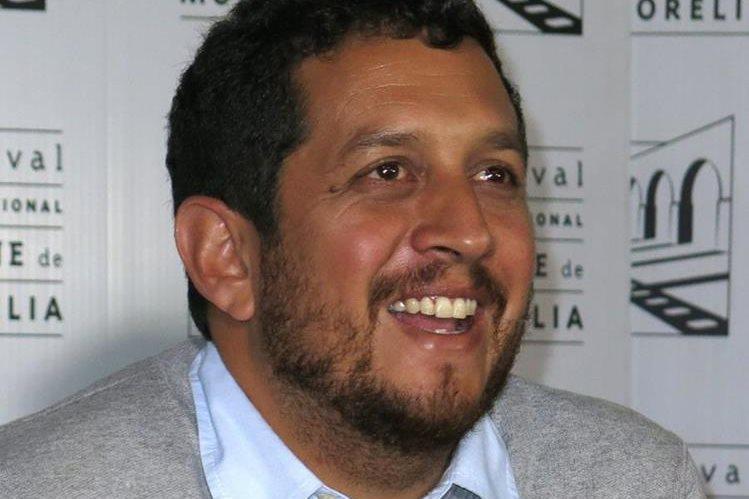 Julio Hernández presentó su película Te prometo anarquía en el Festival Internacional de Cine de Morelia. ( Foto Prensa Libre: AP)