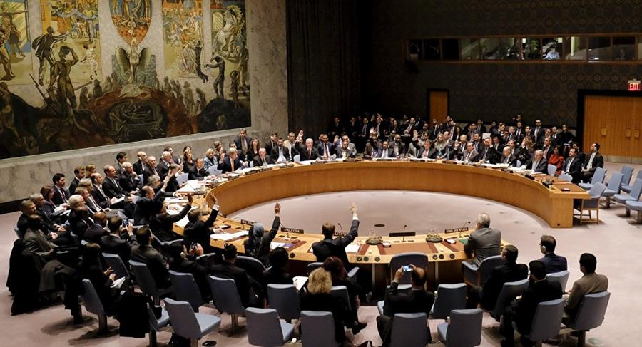 El Consejo de Seguridad de la ONU aprueba una resolución que condena la política israelí de asentamientos.