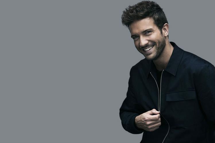 El cantante español Pablo Alborán se presentará por primera vez en Guatemala. (Foto Prensa Libre: Warner Music)