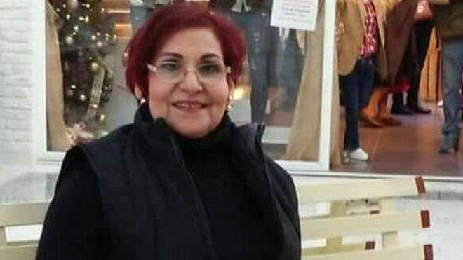 En 2014, Miriam Rodríguez encontró los restos de su hija desaparecida dos años antes en una fosa común. COLECTIVOS DE FAMILIARES DE DESAPARECIDOS
