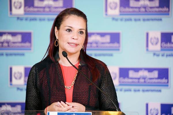 Roxana Baldetti fue citada para para presentarse en la Sala de Mayor Riesgo y Extinción de Dominio, por los bienes embargados. (Fotografía Prensa Libre: Hemeroteca).