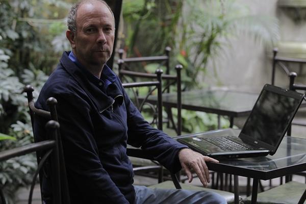 """<p>El etnohistoriador Ruud van Akkeren se especializa en la investigación de textos indígenas coloniales (Foto Prensa Libre: Álvaro Interiano).<br _mce_bogus=""""1""""></p>"""