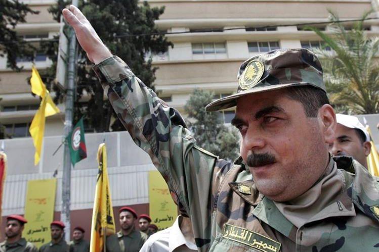 Samir Kantar, importante líder del grupo chiita Hizbulá libanés, muere durante bombardeo israelí en Siria. (AP)