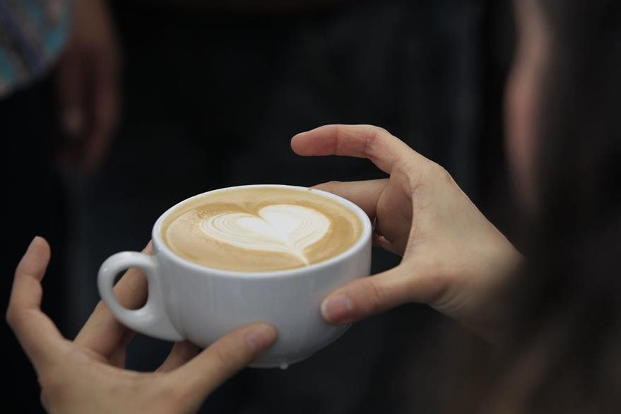 El café es una de las bebidas mas consumidas por los guatemaltecos. (Foto Prensa Libre: Carlos Hernández)