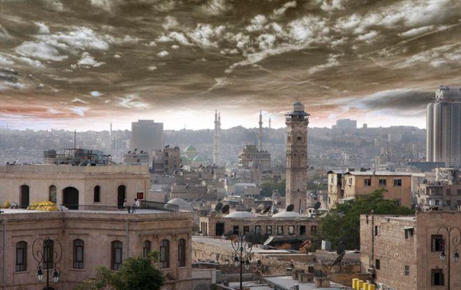 Alepo no es la misma desde que estalló la guerra en Siria en 2011. ALEPPO NATIONAL ARCHIVES