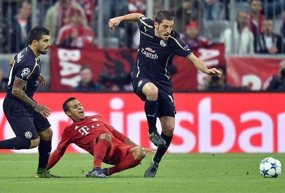 El jugador aseguró que apelará la sanción impuesta por el máximo ente del futbol de Europa. (Foto Prensa Libre: Hemeroteca)