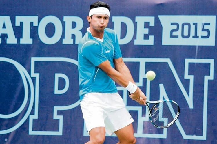 Christopher Díaz jugará dos torneo Futuro en Colombia. (Foto: Hemeroteca PL)