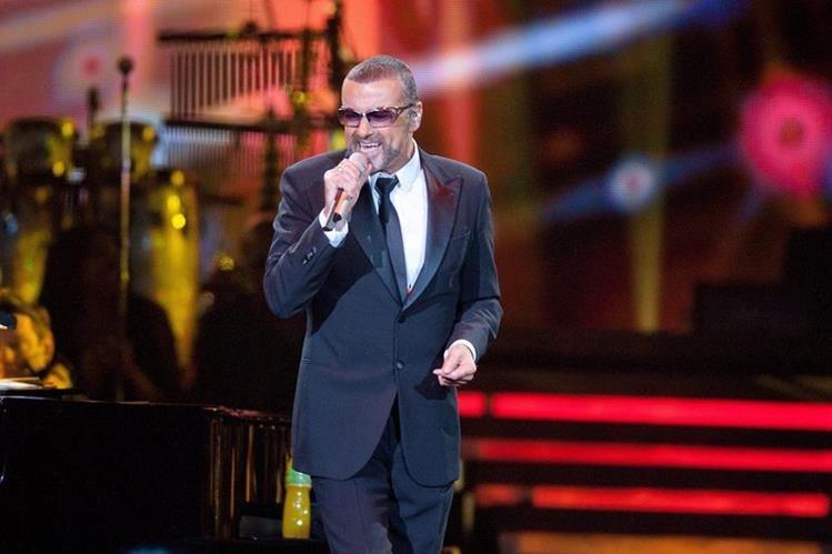 George Michael deja un gran vacío en la escena musical del mundo. (Foto Prensa Libre: EFE)