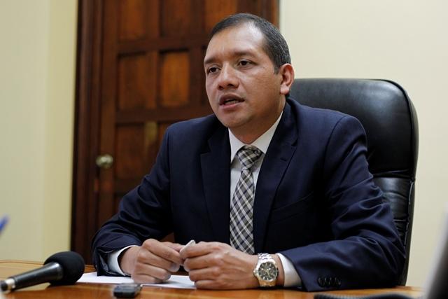 Francisco Rivas, exministro de Gobernación, habla sobre las capacidades de la cartera para dirigir la inteligencia civil y los riesgos que implica. (Foto Prensa Libre: Hemeroteca PL)