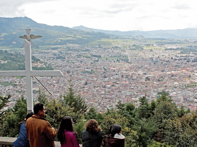 Xelajú es la segunda ciudad más importante del país, pero atraviesa grandes problemas de ordenamiento urbano.