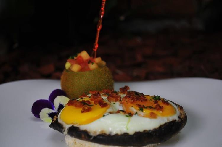 El huevo es un alimento  que puede ser introducido como parte de una dieta (Foto Prensa Libre: Sandra Vi)