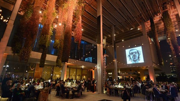 La decisión de ponerle al museo de arte de Miami el nombre de Pérez despertó polémica. (GETTY IMAGES)