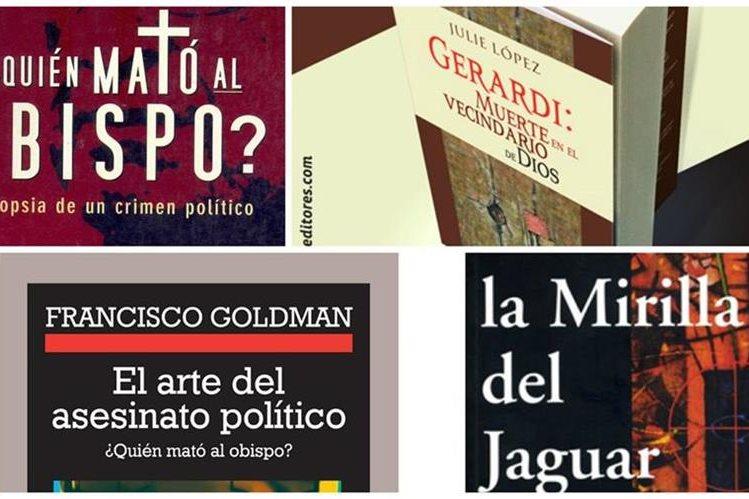 Publicaciones sobre el caso Gerardi han levantado polémica. (Foto Prensa Libre: Hemeroteca PL)