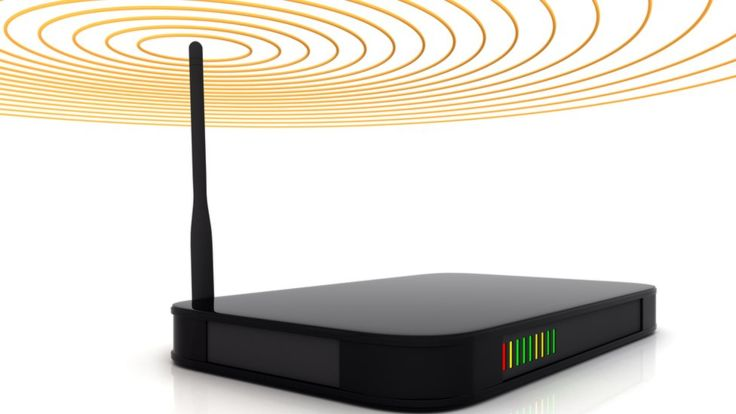 Los routers que se usan en las casas generalmente son omnidireccionales. (Getty).