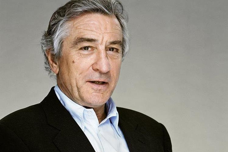 Robert De Niro estará en Broadway en la producción de un musical. (Foto Prensa Libre: huffingtonpost.com)