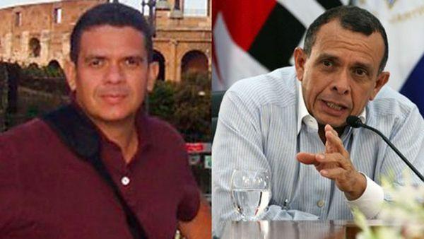 Fabio Lobo,(I) hijo del expresidente de Honduras, Porfirio Lobo,fue sentenciado a 24 años de cárcel por narcotráfico en Nueva York.