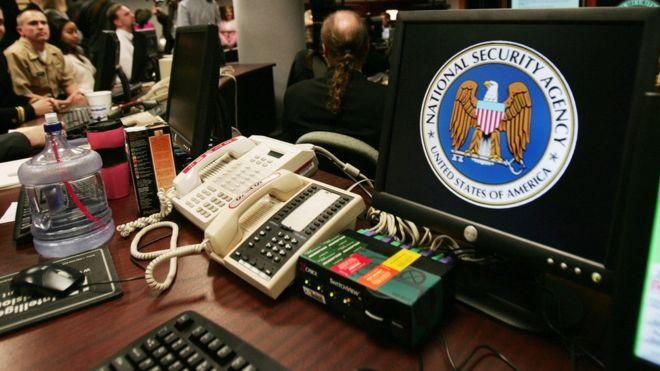 El organismo podía acceder a cualquier email o llamada de los ciudadanos en los que se mencionara un individuo en el extranjero que estuviera en su punto de mira. PAUL J. RICHARDS/GETTY IMAGES