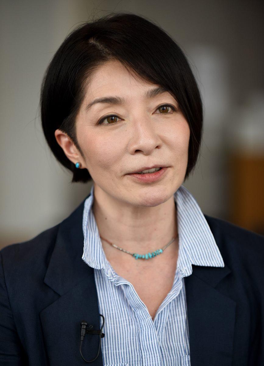 Mariko Kawana fundó una organización que pide contratos más justos para las mujeres que laboran en la industria pornográfica japonesa. (Foto Prensa Libre: AFP).