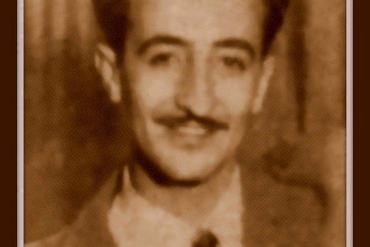 Paco Pérez escribió Luna de Xelajú entre 1936 y 1944. (Foto: Hemeroteca PL).