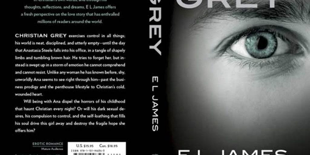 Sale a la venta el cuarto libro de la saga erótica 50 Sombras de Grey