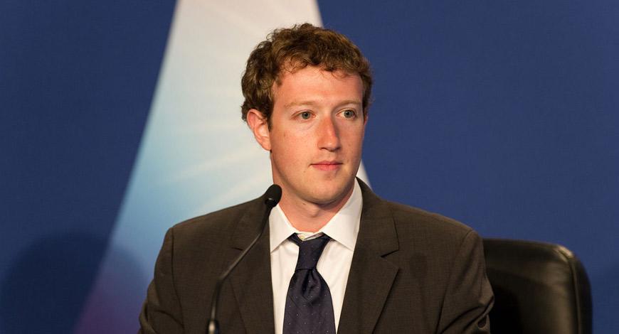 Mark Zuckerberg, de 32 años, fundó Facebook en el 2004, y es considerado uno de los grandes genios de la tecnología en la actualidad. (Foto: Hemeroteca PL).