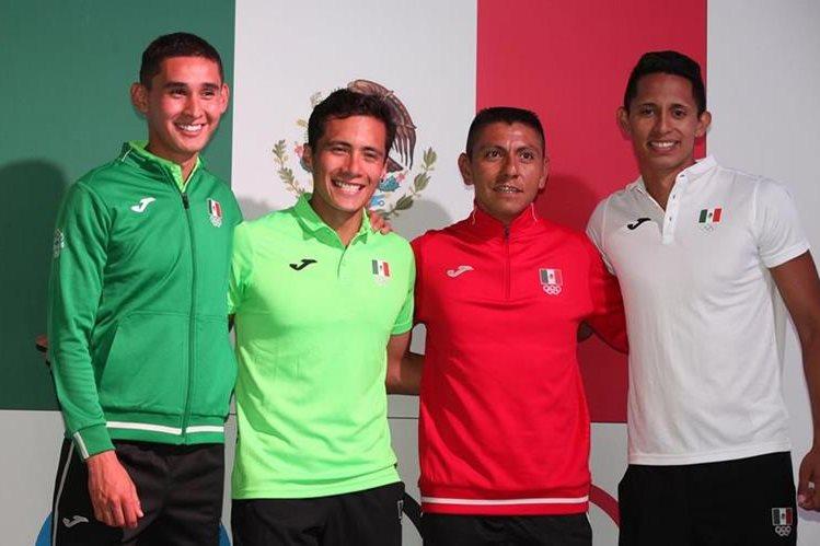 México tiene la misión de superar su cosecha de medallas en Londres 2012, ahora en Río. (Foto Prensa Libre: EFE)