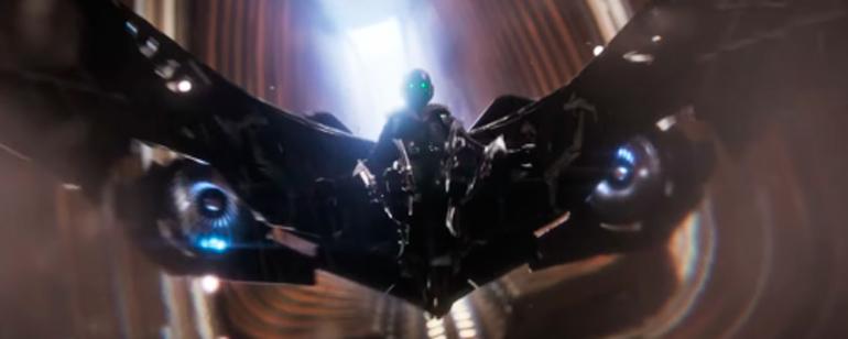 El personaje de El Buitre es interpretado por Michael Keaton. (Foto Prensa Libre: YouTube)