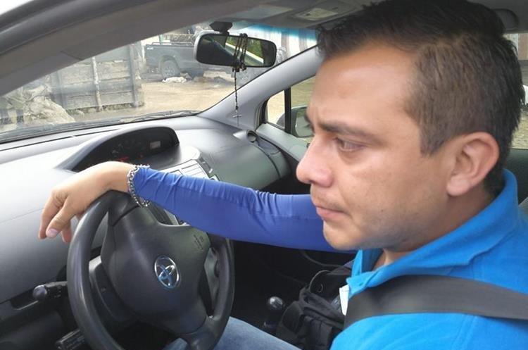 Marcelo Ralda un comerciante del lugar indica que es molesto que haya retenes y pide a las autoridades intervenir en los conflictos.