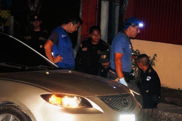 Merary Esaú Valdez Monge murió baleado en Morales, Izabal. (Foto Prensa Libre: Edwin Perdomo)