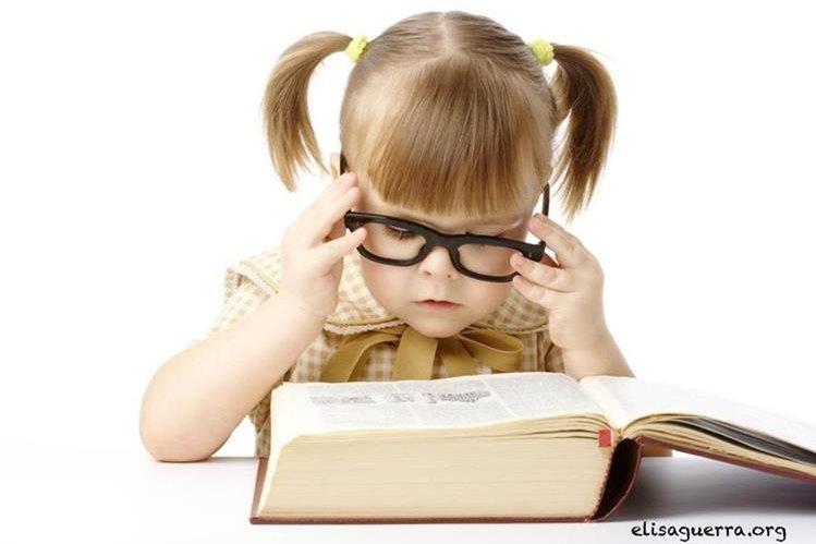 Lee bien es una habilidad que se consigue con la práctica. (Foto prensa Libre: Hemeroteca PL)