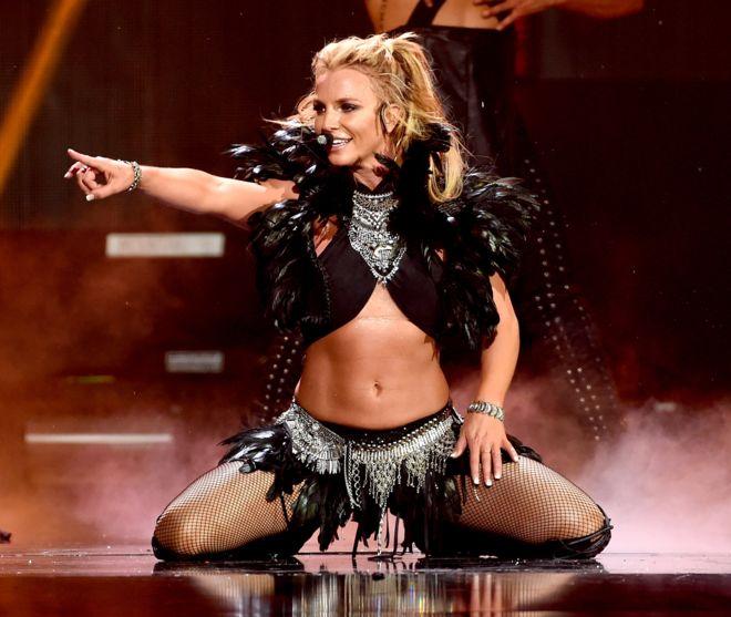 El 3 de julio es el primer concierto de Spears en Israel. GETTY IMAGES