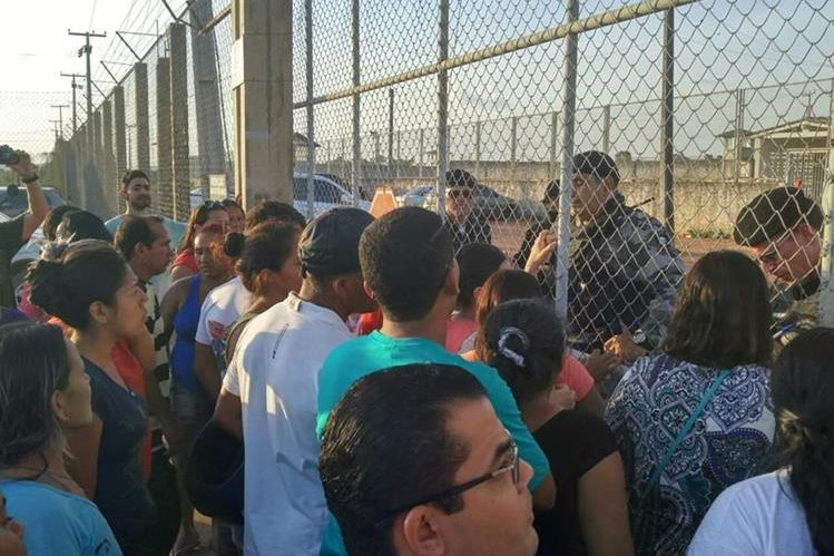 El 16 de octubre último ocurrió un motín en la Penitenciaria Agrícola de Monte Cristo, Boa Vista, Brasil. (Foto Prensa Libre: EFE).