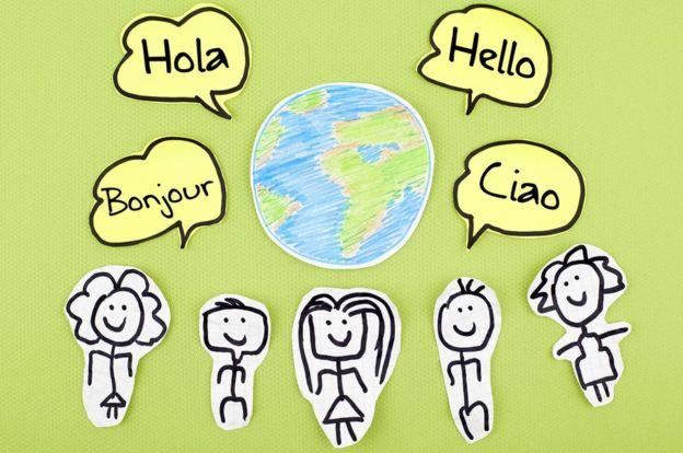 Los investigadores calculan que examinaron el 85% de las familias lingüísticas del mundo. THINKSTOCK