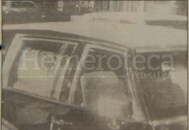 Captura de la agencia AP del videotape original que provocó el escándalo en el que se involucró a Serrano en Nueva York.(Foto: Hemeroteca PL)