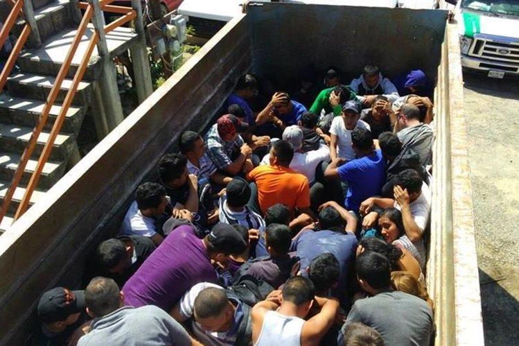 Desde agosto del año 2014 México puso en marcha el Plan Frontera Sur, que contempla reforzar la seguridad en la frontera con Guatemala. (Foto Prensa Libre: Hemeroteca PL)<br />